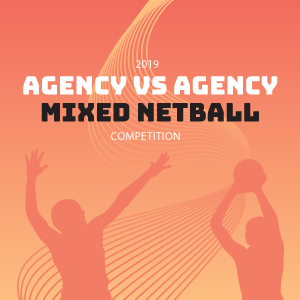 Agency vs agency Mixed netball competition